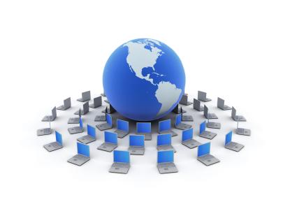 A rede mundial é muito grande. Não fique tão preocupado!