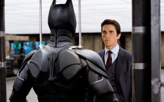 Bruce Wayne, o Batman.