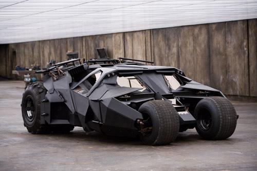 O Batmóvel