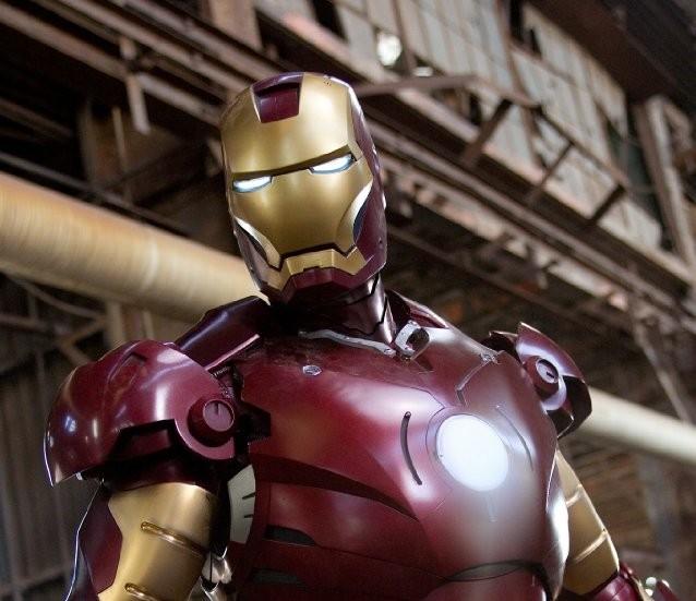 Homem de Ferro, o herói metálico