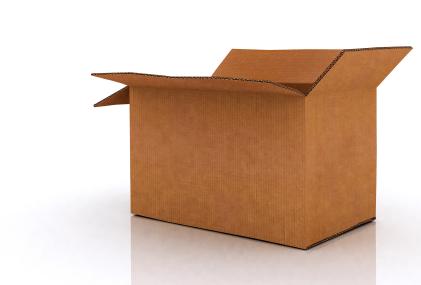 Abrindo a embalagem.