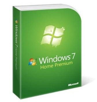 Windows 7 Home Premium.