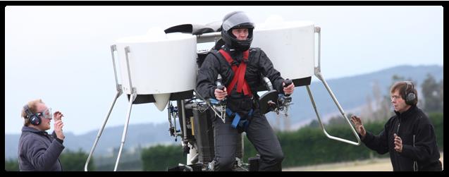 Jetpacks podem ser o futuro do transporte?