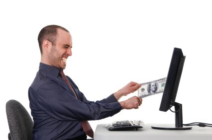 Pense duas vezes antes de entregar seu dinheiro para qualquer um.