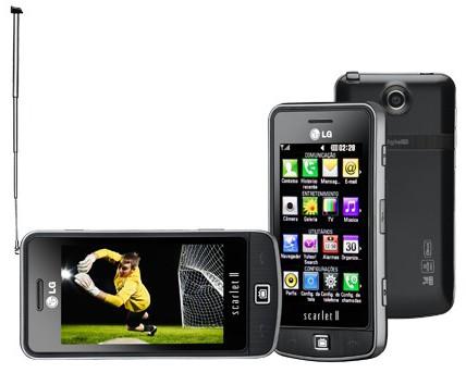 LG TV Phone GM600