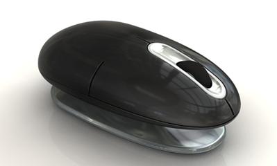 ErgoMotion Laser Mouse: Foto: Divulgação/SmartFish