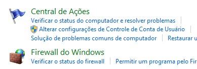Firewall do Windows