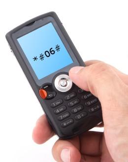 Como ver o IMEI no celular