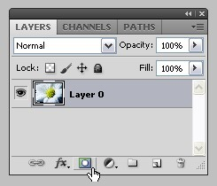 Add mask layer.