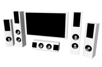 Os home theaters 3D proporcionam imersão total do espectador