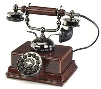 Telefonar para combinar um encontro?