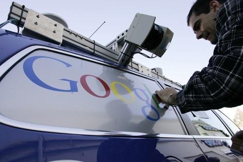 Deixe o Google levar você...