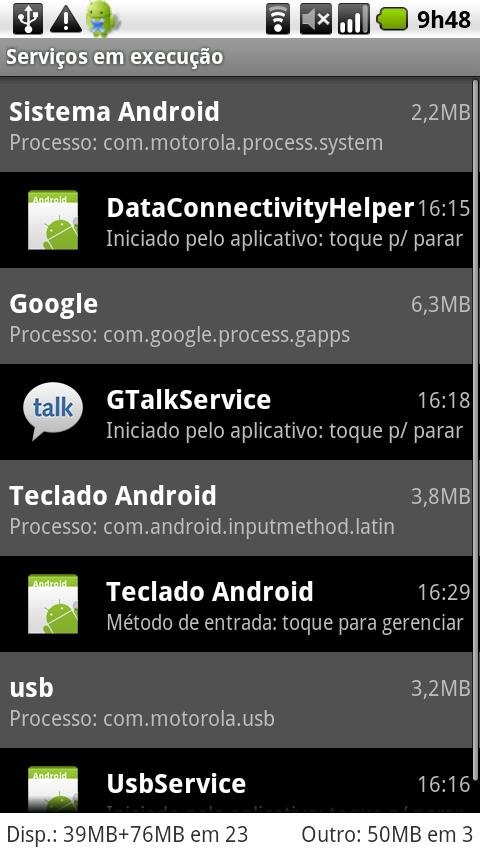 Por que não devemos utilizar task killers em celulares com Android!