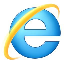 Logo do Internet Explorer 9