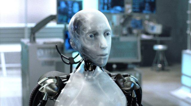 Sonny, o robô