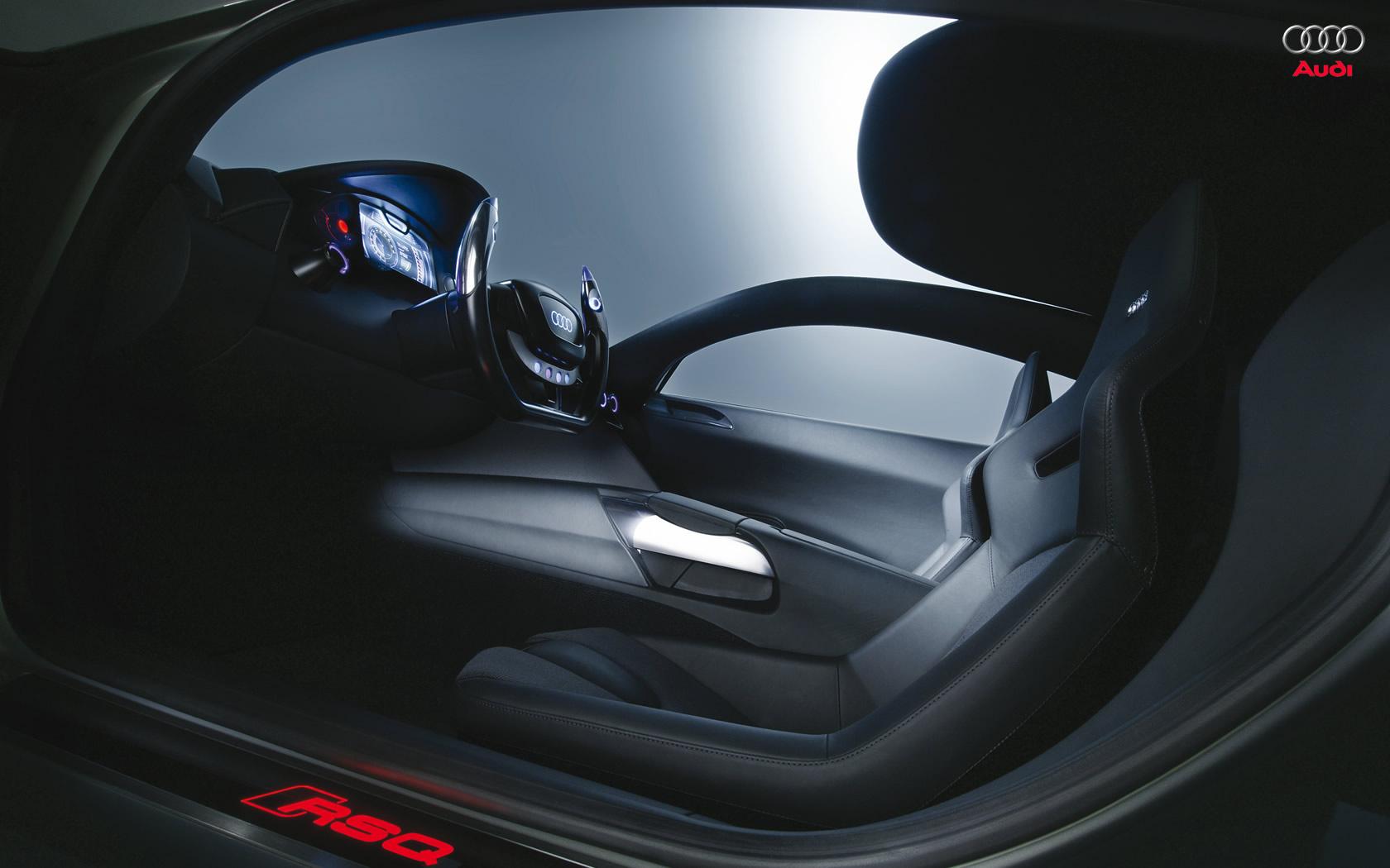 Audi RSQ - A ficção na palma das suas mãos
