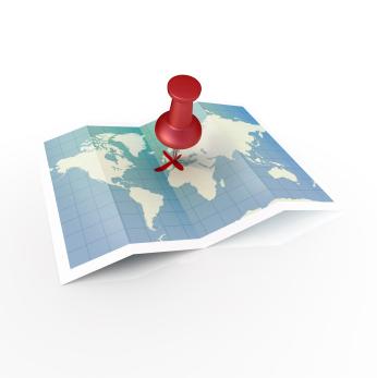 APIs ajudarão a localizá-lo onde quer que você esteja!
