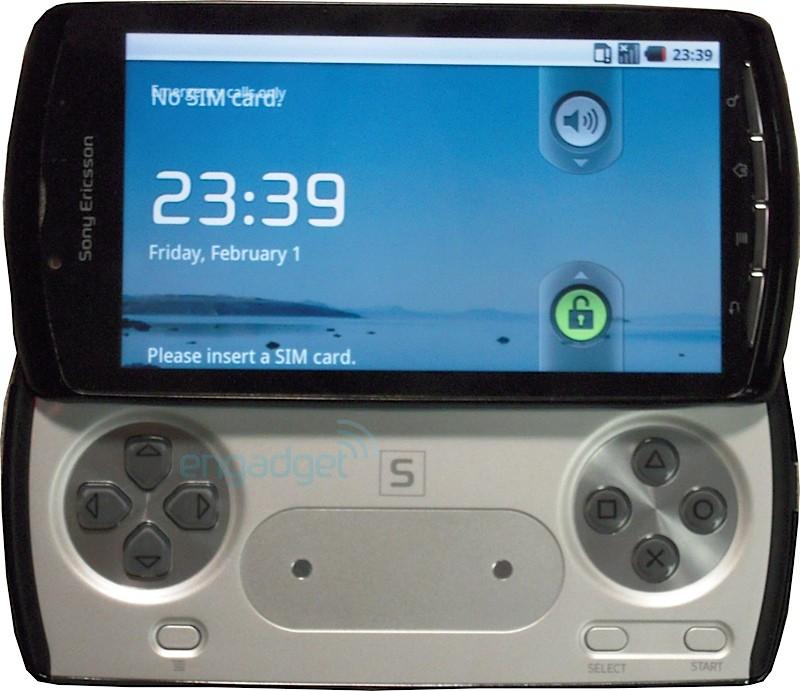 De acordo com diretor da Sony Ericsson, o PlayStation Phone vem aí. Foto: Engadget