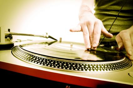 É hora de ser DJ