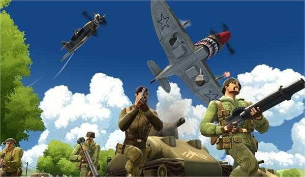 Battlefield Heroes.