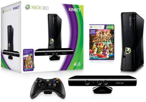 Kinect deve prolongar a vida do Xbox 360