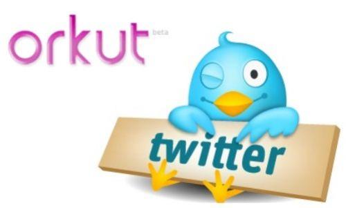 Vírus no Twitter e no Orkut