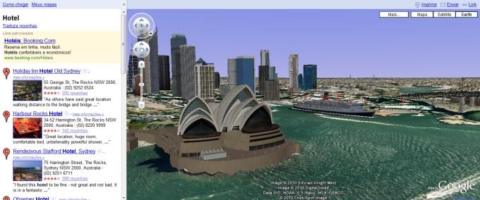 Clique para acessar a mesma imagem (Sydney, Austrália)