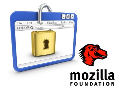 Falha de segurança nas contas da Mozilla