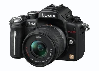 Panasonic Lumix GH2, profissional no formato micro-4/3