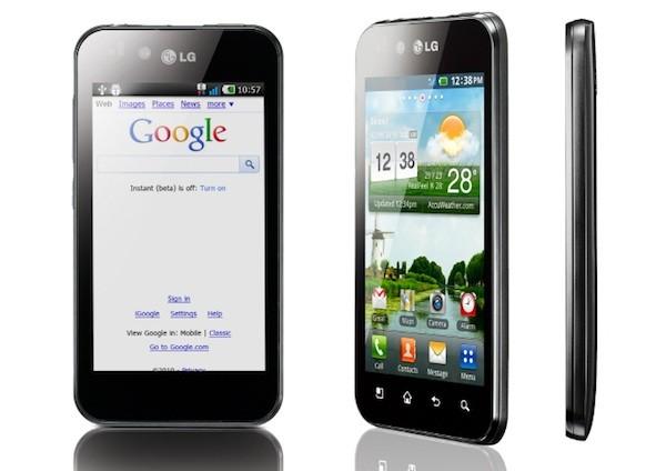 O celular mais fino do mundo.