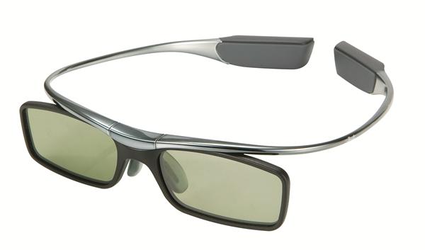 Novos óculos 3D da Samsung