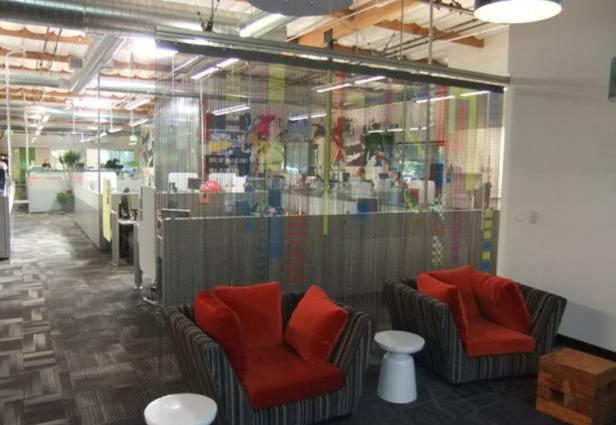 Google divulga imagens internas do Googleplex