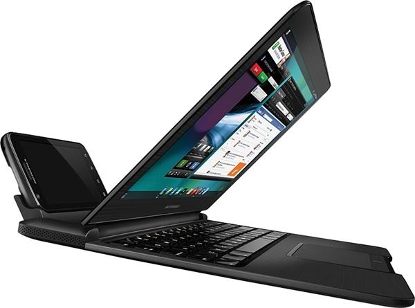 Transforme o Atrix em um laptop!