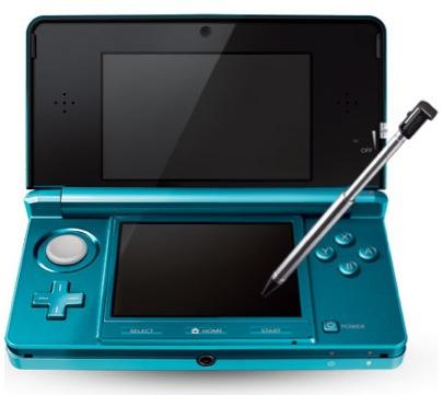 Nintendo 3DS possui trava de região em hardware e software