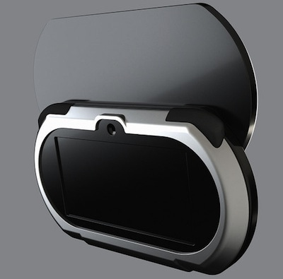 Mockup do PSP2.