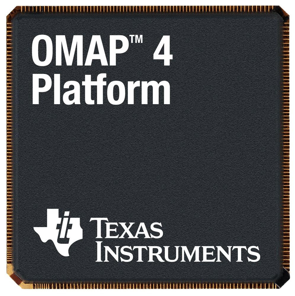 Processadores OMAP 4