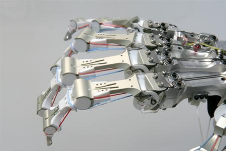 Mão robótica