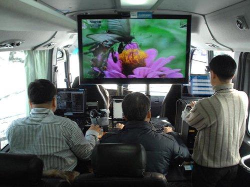 Teste do LTE-Advanced na Coreia do Sul