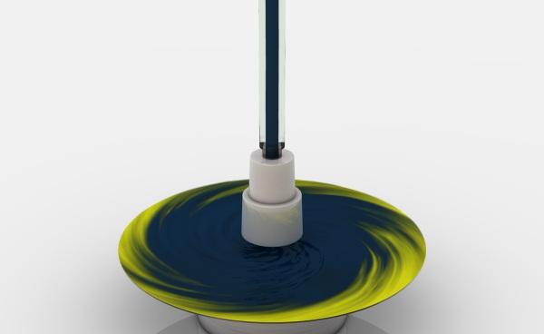 Material foto-resistivo aplicado ao wafer