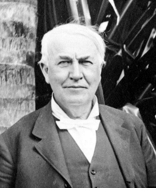 Thomas Edison: um gênio