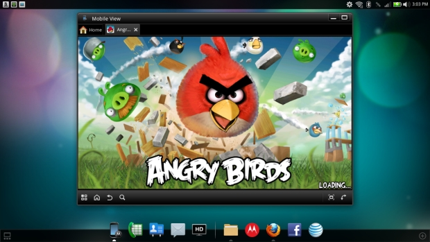 Webtop deixa a desejar para executar jogos do Android