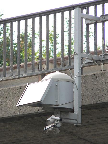 Sensor de tráfego TCMpro