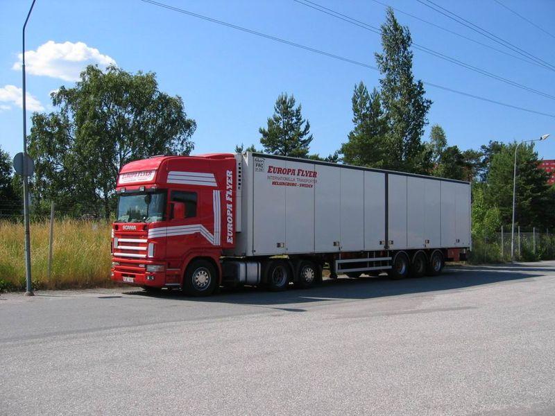 Rastrear cargas e garantir a segurança