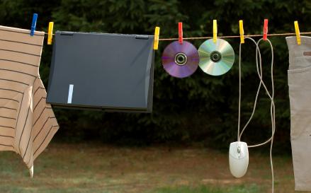 Colocando os gadgets para fora de casa!