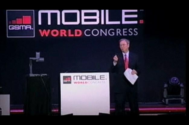 CEO da Google na MWC