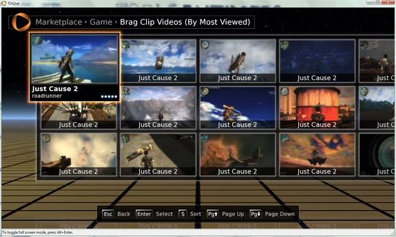 Todos jogadores podem compartilhar vídeos da jogatina