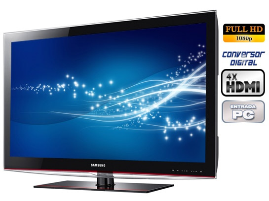 Televisão Samsung LCD 52 polegadas
