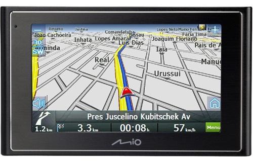 Navegador GPS Mio