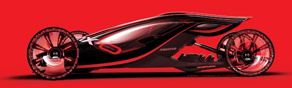 Carro leve e potente da Mazda.