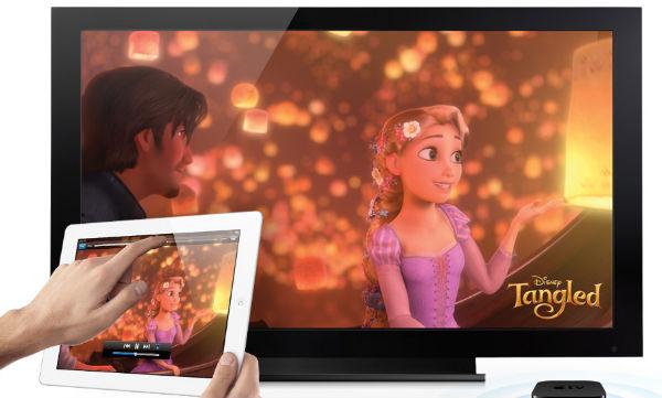 Visual do novo iPad